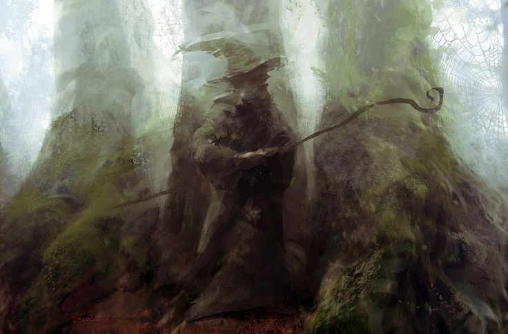 gandalf_by_leventep